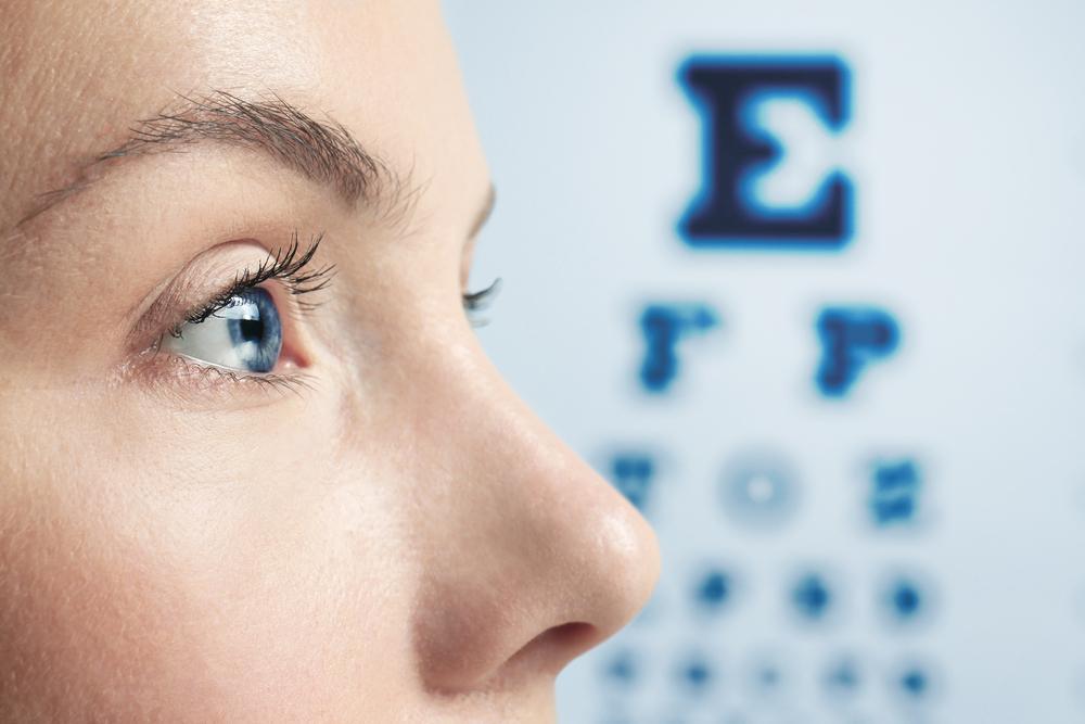 Hogyan lehet megérteni a látás százalékát
