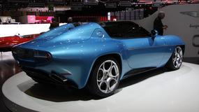 Alfa Romeo Disco Volante - unikat (Targi Genewa 2016)
