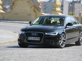 Używane Audi A6 - drogie, prestiżowe i... dobre