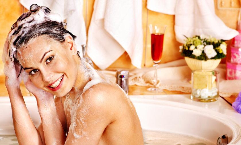 włosy wlosy mycie pielęgnacja