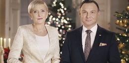 Świąteczne życzenia od pary prezydenckiej dla Polaków