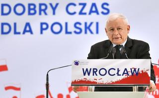 Kaczyński: PiS w niczym nie zagraża polskiej wolności i demokracji