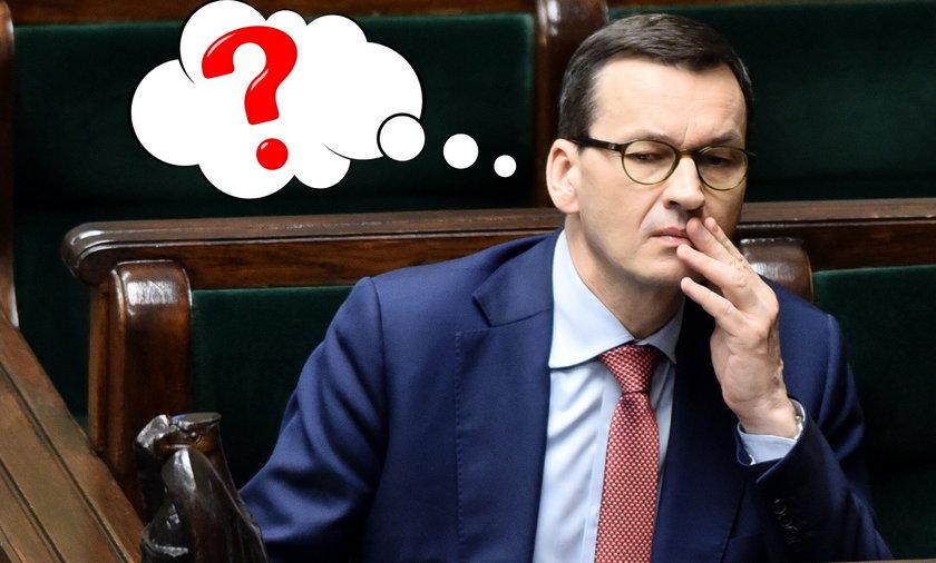 Morawiecki będzie szefem PiS? Tak odpowiada