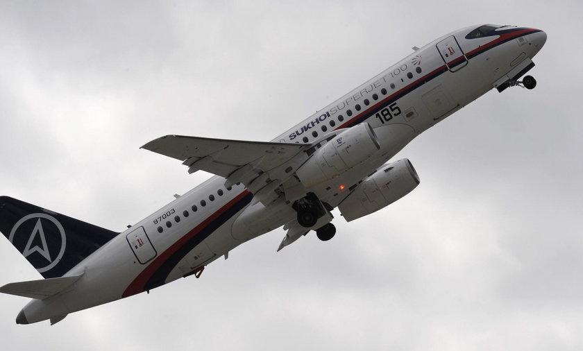 Putin chce, żeby Rosjanie latali tylko takimi samolotami