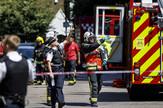 Vatrogasci London Velika Britanija EPA TOLGA AKMEN