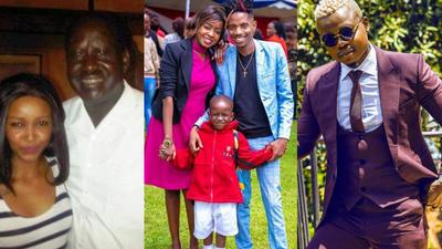 Eric Omondi & Maribe's son, Harmonize to be MP, Huddah Missing Raila and other top Stories on #UhondoMtaani