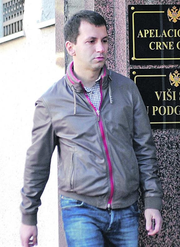 Nedostupan crnogorskim vlastima: Alen Kožar