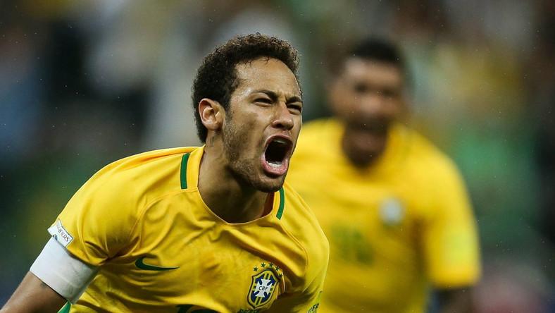 Brazylia awansowała na mundial