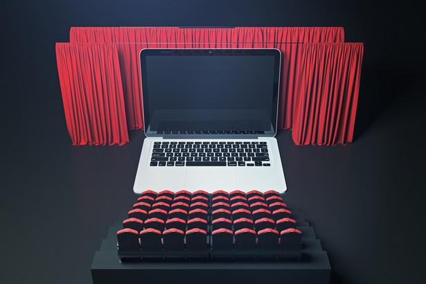 Premiera online - 23 stycznia o godz. 19. Spektakl będzie dostępny bezpłatnie.