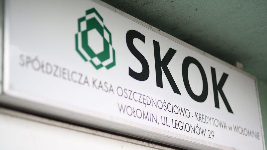 Spółdzielcza Kasa Oszczędnościowo-Kredytowa w Wołominie