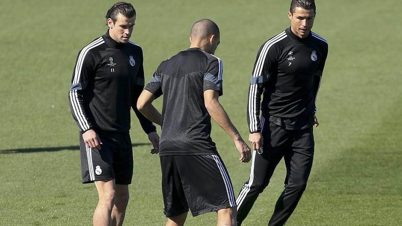 Gareth Bale, Pepe i Cristiano Ronaldo