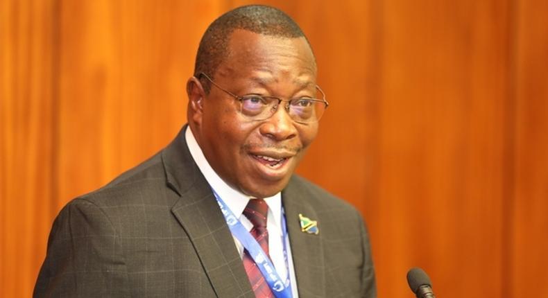 Dr. Dr. Philip Mpango