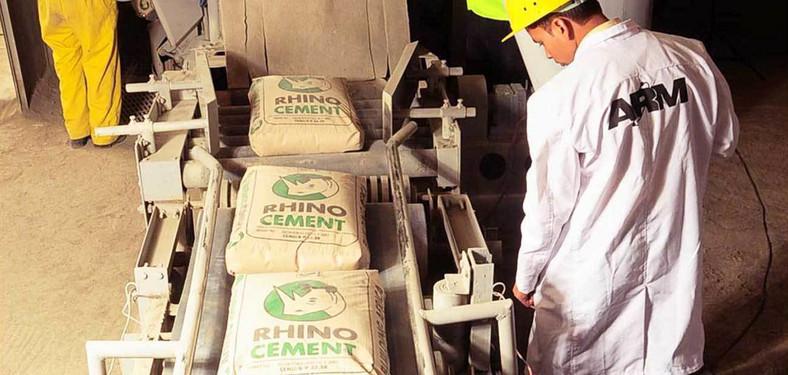 ARM Cement factory