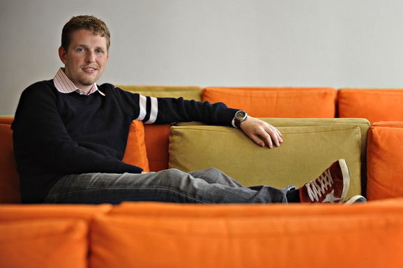Met Mulenveg, CEO firme koja je vlasnik platforme Wordpress