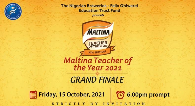 7th edition of Maltina Teacher of the Year to hold Friday, October 15