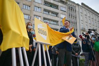 Hołownia zakłada stowarzyszenie Polska 2050