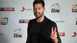 44-letni Ricky Martin chwali się umięśnioną sylwetką