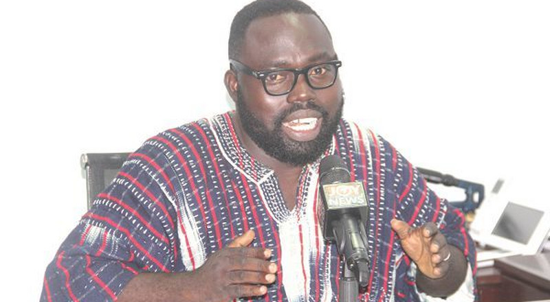 Jean Mensa is a known NPP member- Otokunor alleges