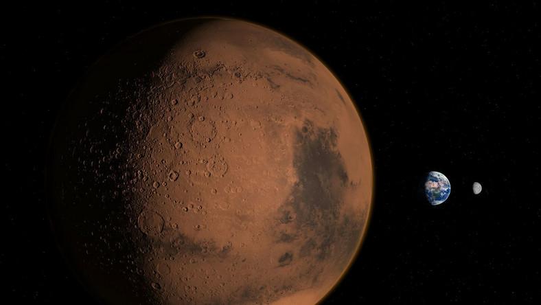 Misja na Marsa nie będzie możliwa przed 2035 r.