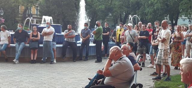 Okupljanje Subotičana