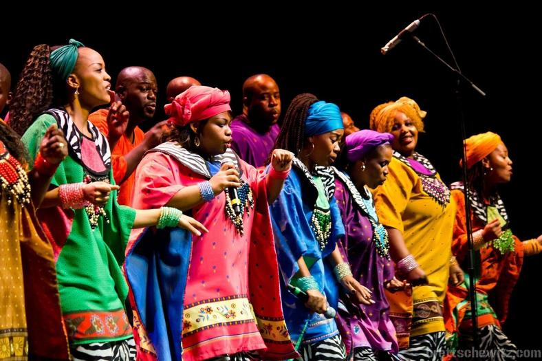 Soweto Gospel Choir grab a third Grammy win [Mountain Democrat]