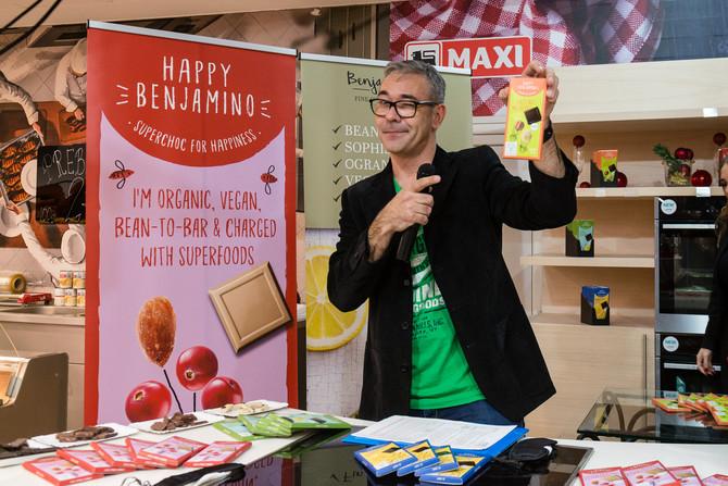 Organska čokolada Bio Benjamin