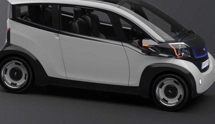 Elektryczne auto dla rodziny z dwójką dzieci
