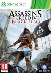 Okładka: Assassin's Creed IV: Black Flag