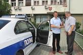 Loznica01 opstina kupila vozilo policiji zoran jevdjenic i zoran jevtic foto s.pajic