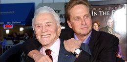 Kirk Douglas nie zostawił synowi ani grosza!