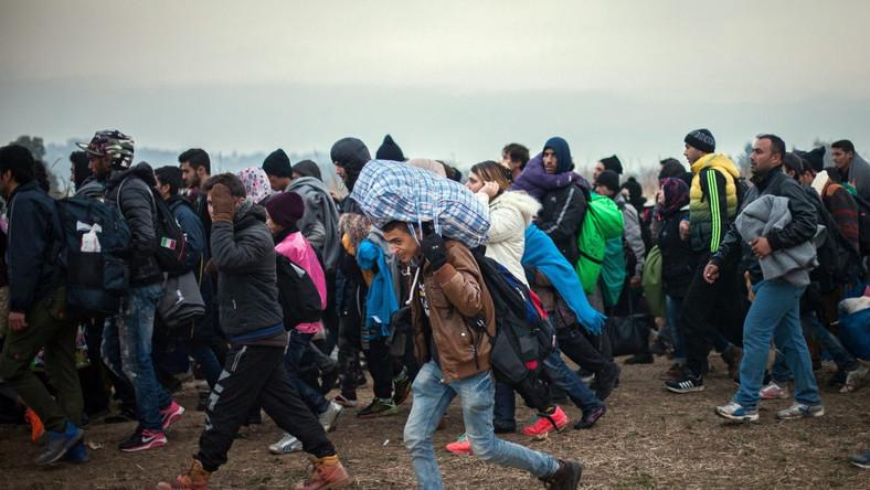 Imigranci w Słowenii
