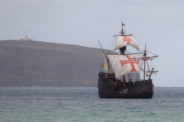 Współczesny galeon