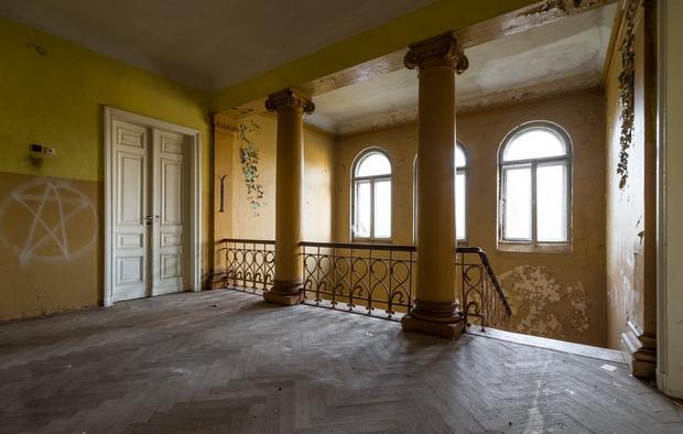Pałac Kępalskich w Woli Boglewskiej
