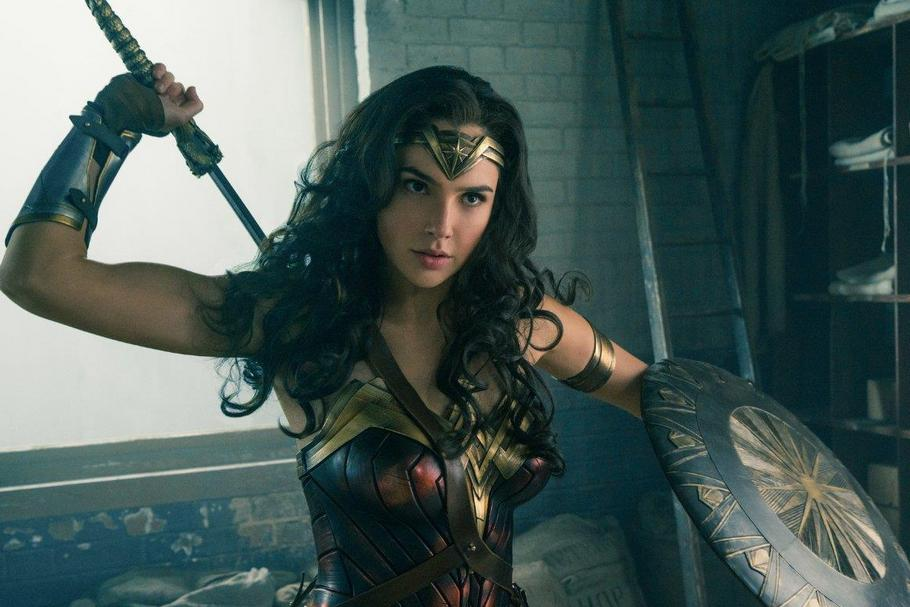 Gal Gadot Wonder Woman film kino