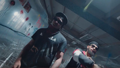 Phyno and Runtown unveil colourful video for, 'God's Willing'