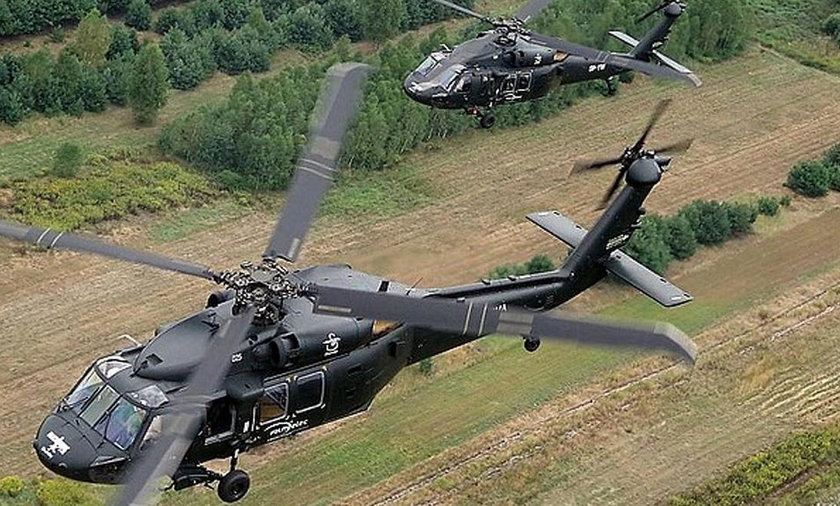 Black Hawk z PZL Mielec