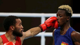 Tokyo 2020: History-maker Samuel Takyi secures bronze after losing to Duke Regan in semi-final