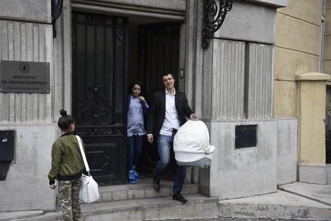 Marko Bulat pokazao sina: Ovo je prva slika malog Save! FOTO
