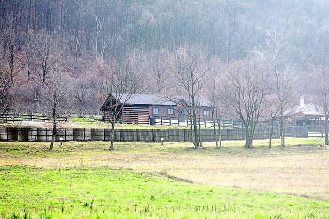 Kuća na Kosmaju