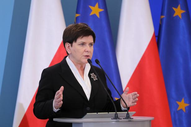 Dodała, że Polska ma cały czas dystans do nadrobienia do najbardziej zamożnych krajów Europy.