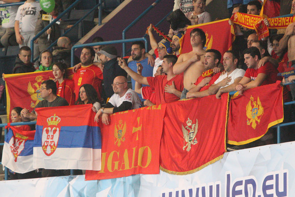 Zajedno: Navijači Srbije i Crne Gore