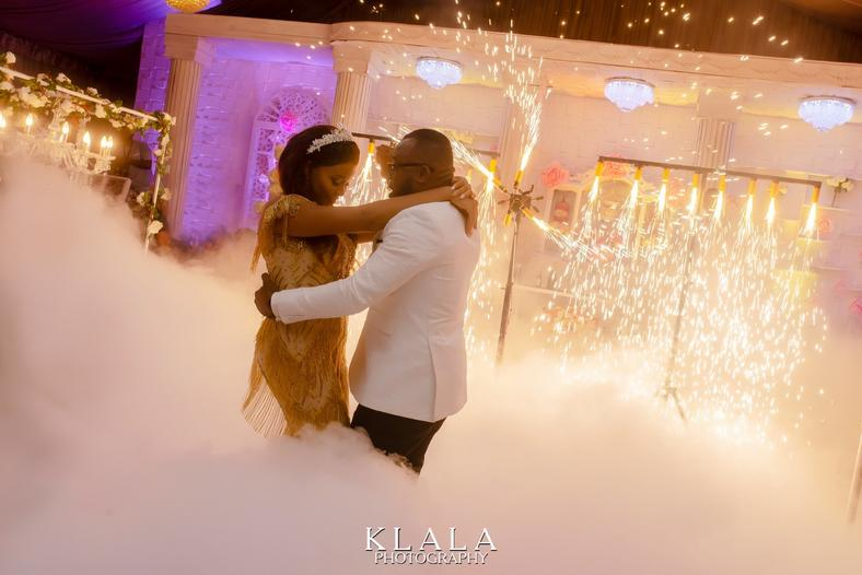 Juliet & Eric's magical Lagos wedding is everything!