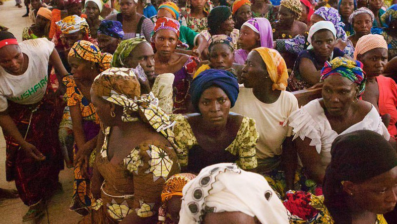 Group of women in Nigeria/Illustration (Dailypost)