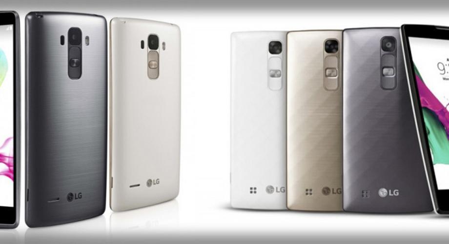 G4 Stylus und G4c: LG kündigt neue Smartphones an