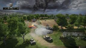 World of Tanks - bitwy 30 na 30 w nowym trybie gry - Linia Frontu