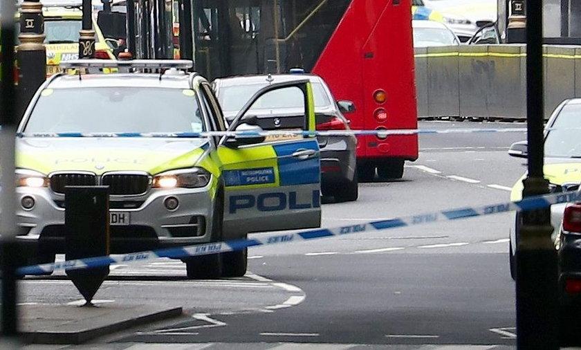 Niebezpiecznie w Londynie