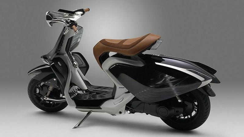 Skuter Yamaha 04GEN Concept
