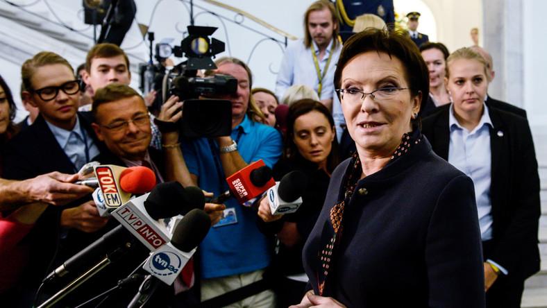 Kopacz o budżecie: Oszczędny, a nie wyborczy