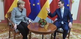 Morawiecki interweniował u Merkel. Poszło o Lewandowskiego!