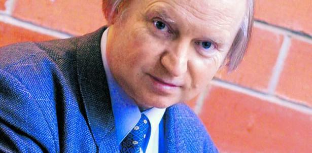 Dr Ryszard Piotrowski konstytucjonalista, Uniwersytet Warszawski